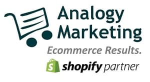 Analogy Marketing Shopify Partner